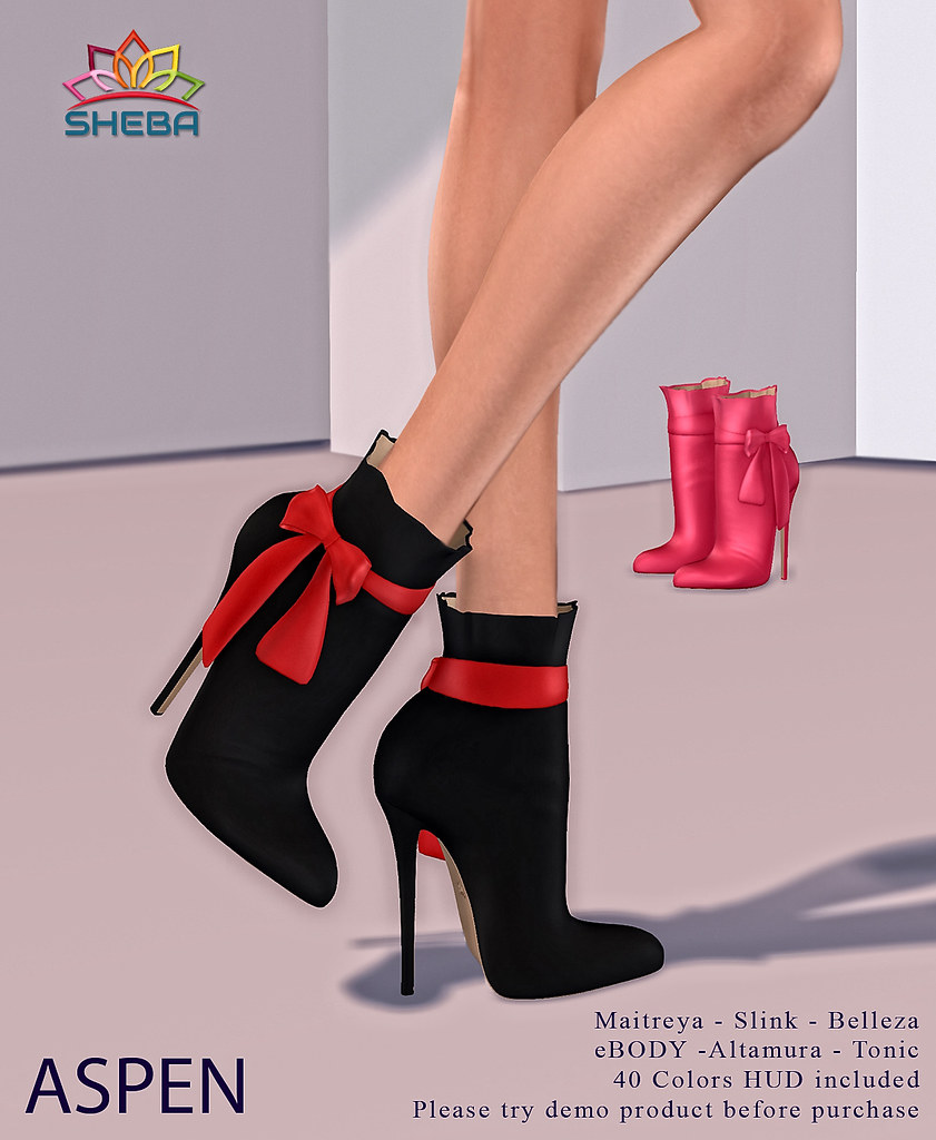 [Sheba] Aspen Boots
