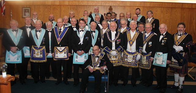 2018 12 13 Trafalgar Lodge Installation
