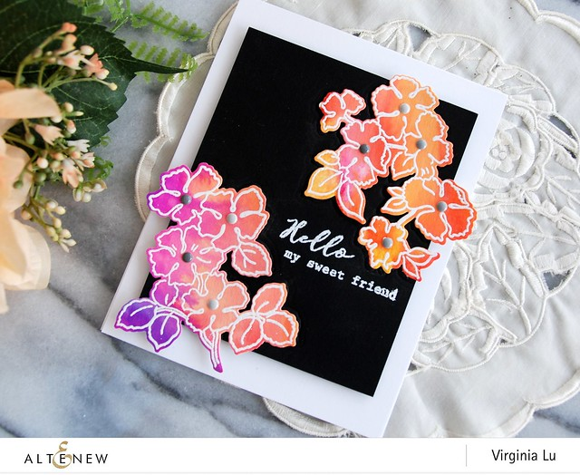 Altenew-RuffledFlowersStampDie-Virginia#3