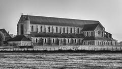 L'Abbaye de Pontigny - Photo of La Chapelle-Vaupelteigne