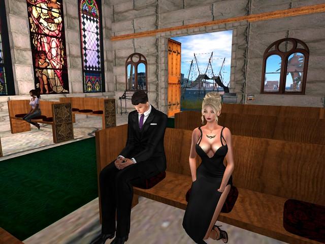 Cheeropia - St Catherine's -Celebrating Christ Mass With Shanna