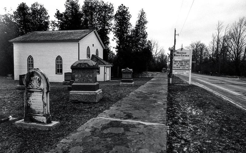 Melville Churchyard