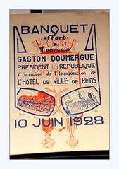 presidential banquet - Photo of Mézériat