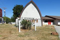 Othello Church Arkitecture