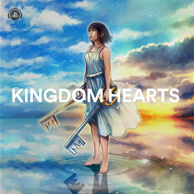 Hikaru Utada x Kingdom Hearts Playlist