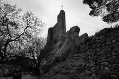 Aiguèze - Ancienne forteresse