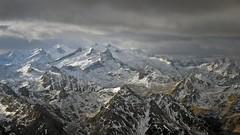 Le temps se gâte - Pic du Midi 2877 m