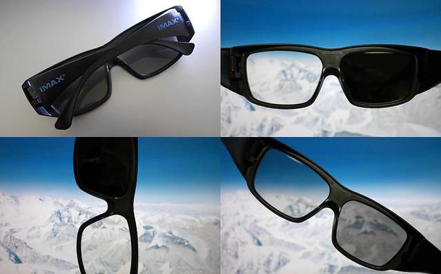 映画 IMAX 3D メガネ