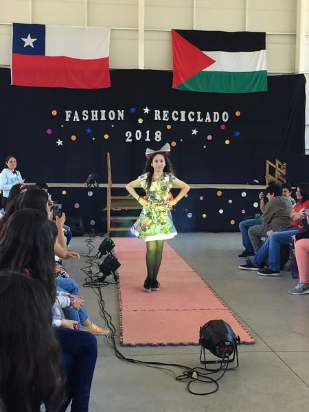 Fashion Reciclable 2018