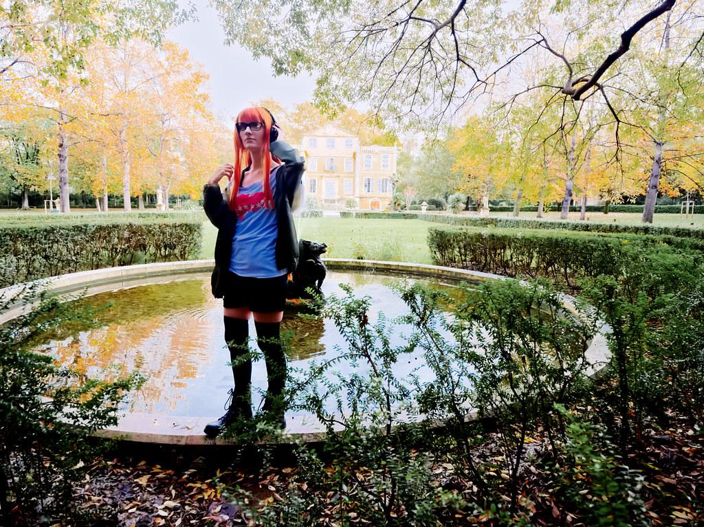 related image - Shooting Persona 5 - Futaba Sakura - Jardin de la Magalone -2018-11-10- P1388598