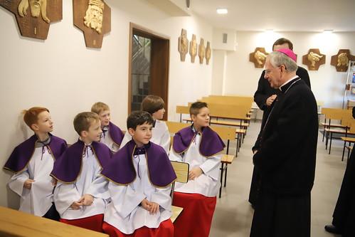 Wizytacja w parafii św. Jacka w Krakowie | Abp Marek Jędraszewski, 2.12.2018