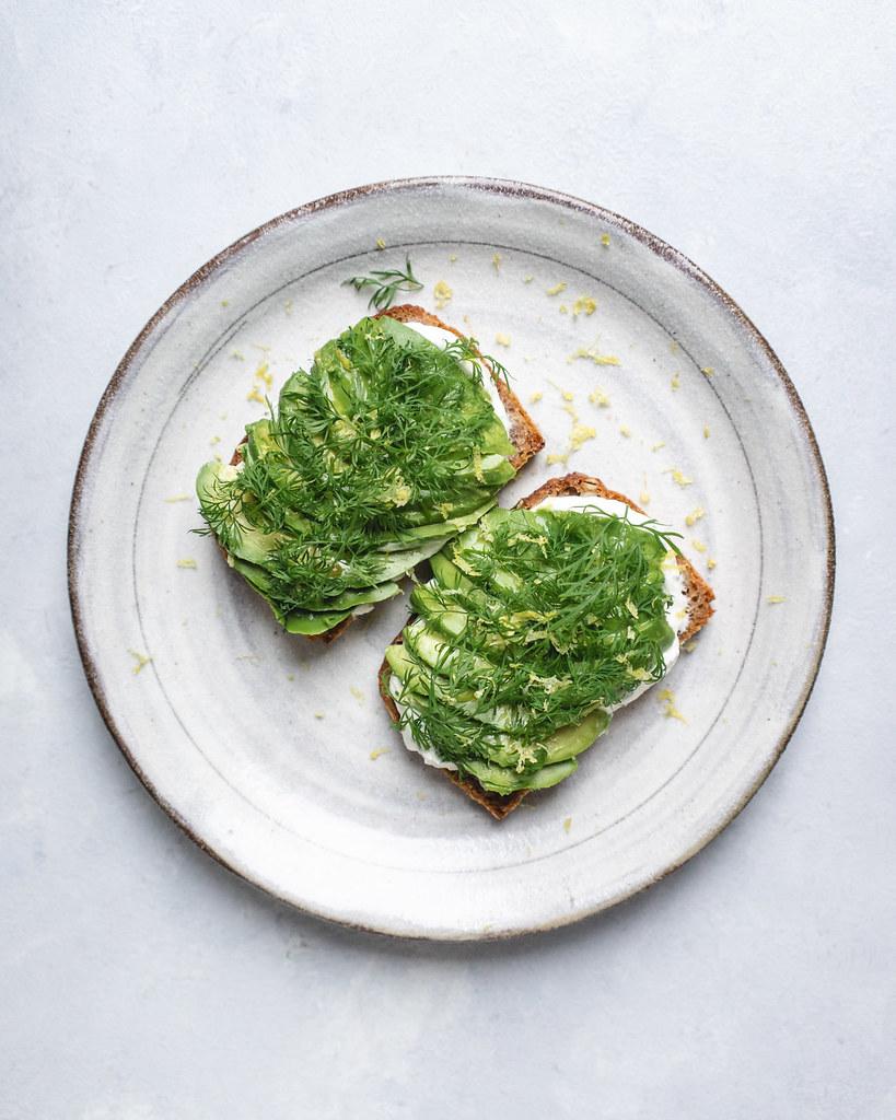 avocado-smorrebrod