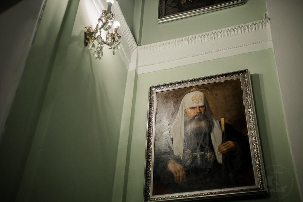 5 декабря 2018, Вечер памяти патриарха Алексия II / 5 December 2018, The memory evening dedicated to Patriarch Aleksy II