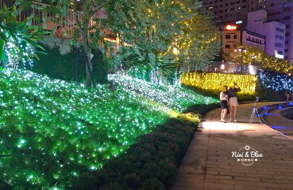 柳川 水中聖誕樹 耶誕樹08