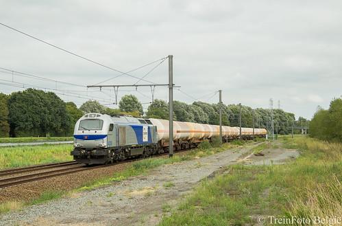 Europorte 4005 Izegem