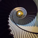 Spiral staircase by jeffclouet