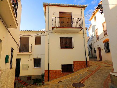 <Calle Postigo> Jubrique (Málaga)