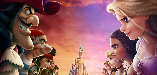 Un Festival dédié aux Pirates et Princesses Disney en 2019 à Disneyland Paris