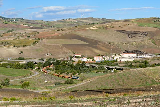 D.445 1150, MRV San Ferdinando - San Nicola Melfi, Rocchetta Sant'Antonio-Lacedonia