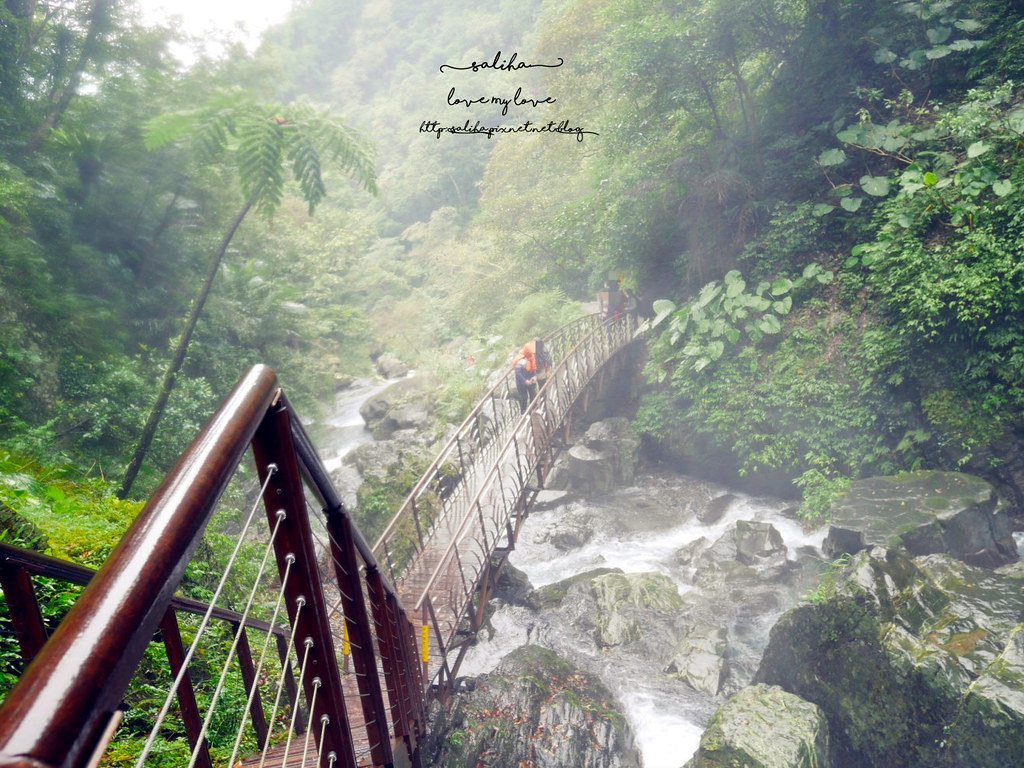 宜蘭絕美瀑布旅遊兩天一夜旅行行程景點推薦新寮瀑布步道 (9)