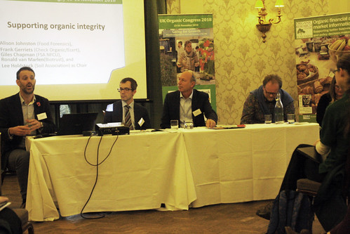 Panel - Supporting Organic Integrity