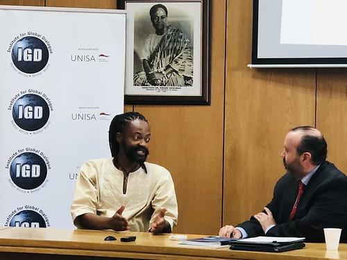 Actividades de la Embajada de México en Sudáfrica sobre la migración, en colaboración con el Centro de Estudios Mexicanos de Sudáfrica 3