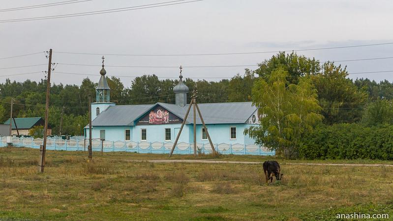 Церковь, Пензенская область