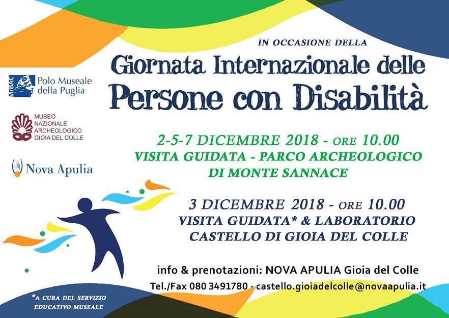giornata difesa diritti disabilità