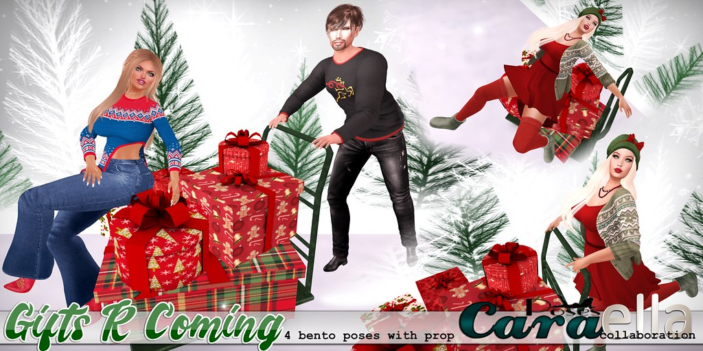 Cara & Ella's Gifts R Coming