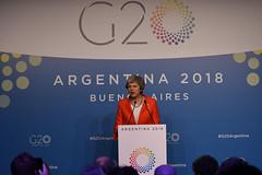 Conferencia de Prensa - Primera ministra del Reino Unido Theresa May