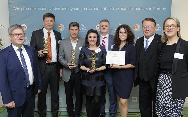 Biotech SME Awards Ceremony 2018
