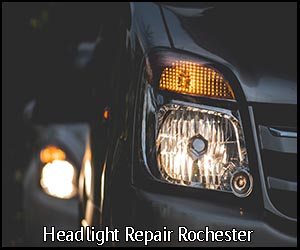 Headlight Repair Rochester | Virgil's Auto Repair and Towing