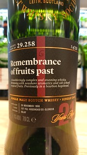 SMWS 29.258 - Remembrance of fruits past