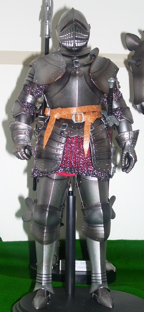 COOMODEL 1/6 Empire Series - (New Lightweight Metal) Milanese Knight 33139155478_98d7aec22e_o