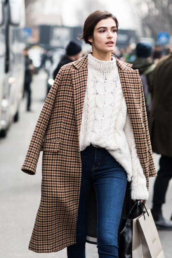 inspiration street style outfit 2019 winter snake boots 1