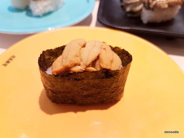 Sea Urchin Gunkan