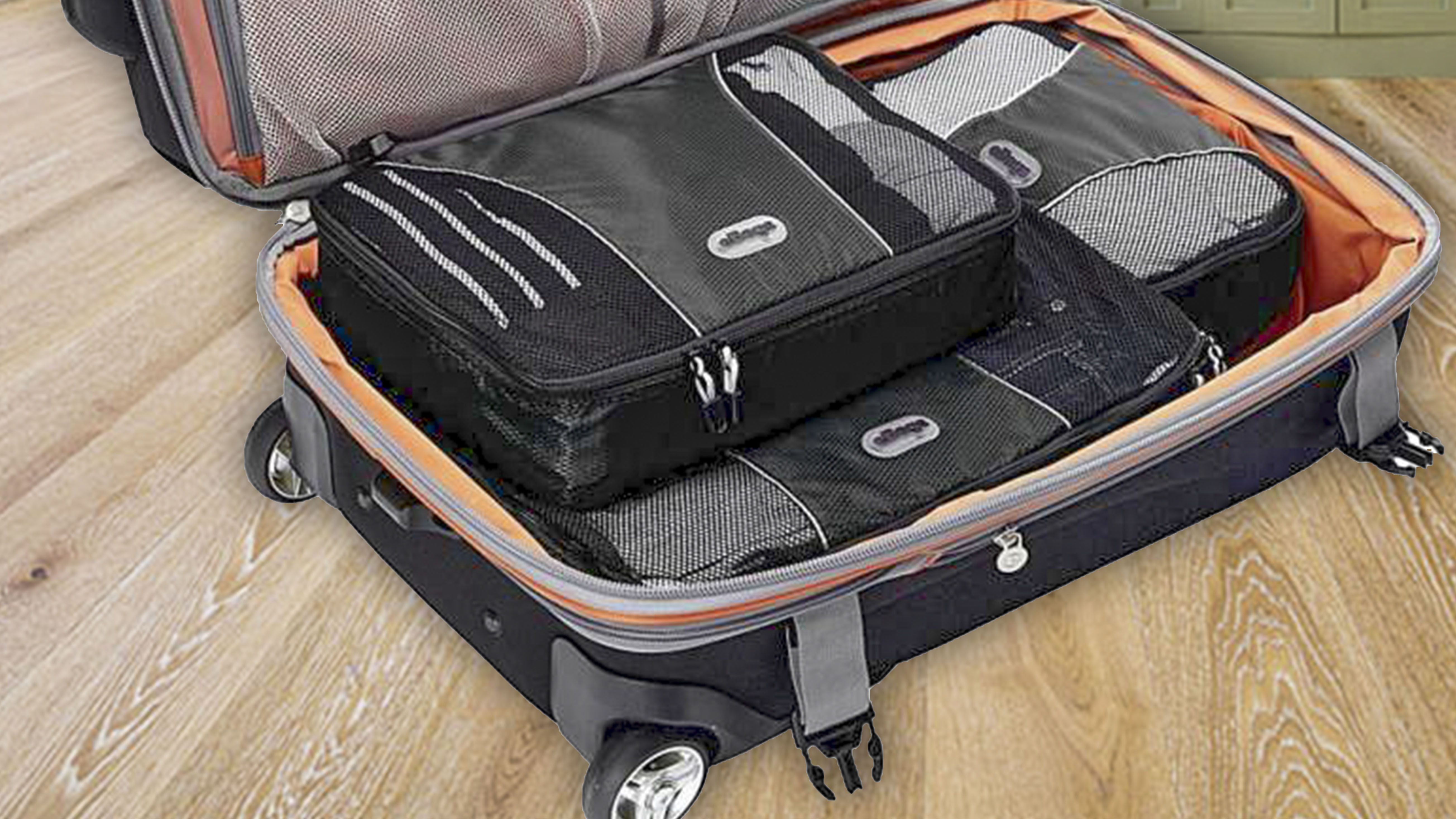 organized bag