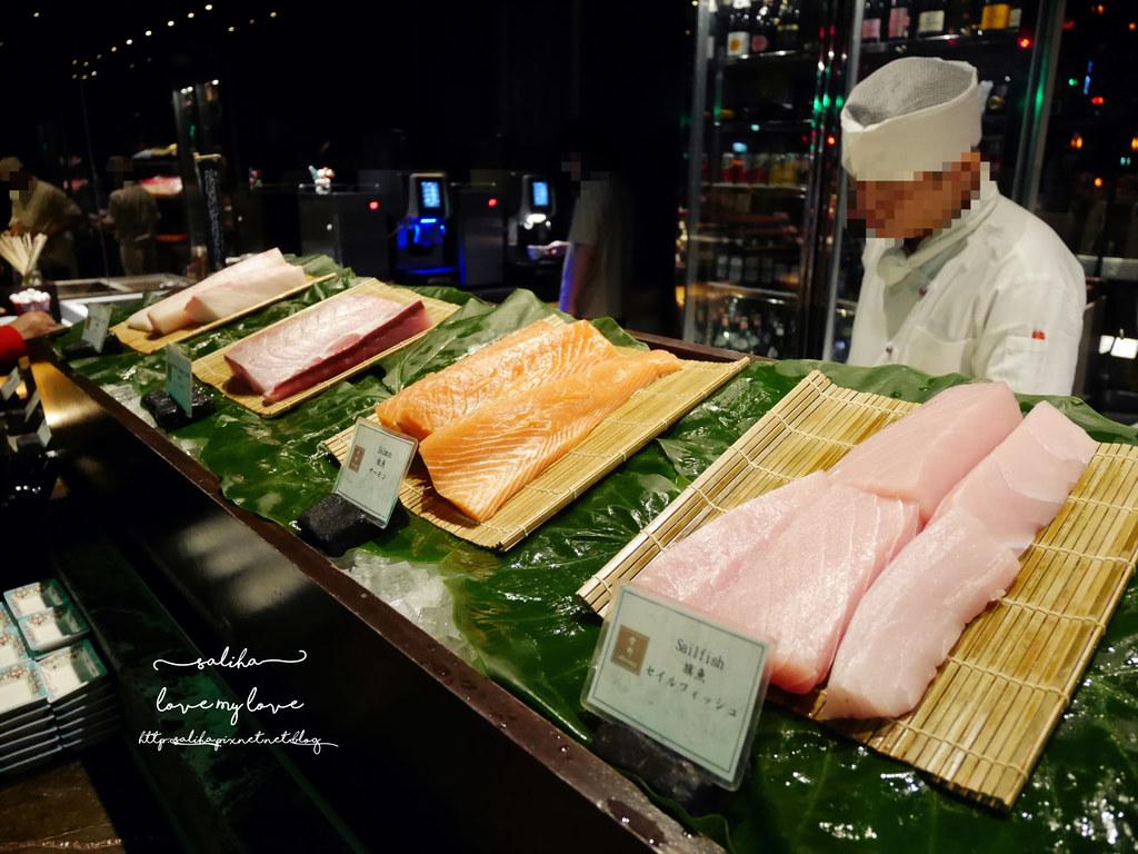 台北飯店下午茶buffet甜點海鮮螃蟹生蠔吃到飽推薦君品酒店雲軒西餐廳 (3)