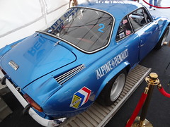 Alpine A110 Rally Car (2) - Photo of Neffes
