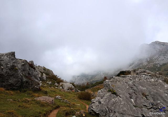 Ruta al Lago del Valle en Somiedo 11