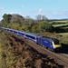 Blue set at Hemerdon bank