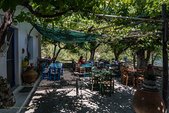 Ικαρία/Ikaria - Fish tavern in Trapálou