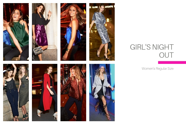 Girls Night Out Collection