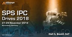 SPS-IPC-Drives-2018-Nuremberg-Germany-Hall-5-Booth-347-Utthunga-Technologies