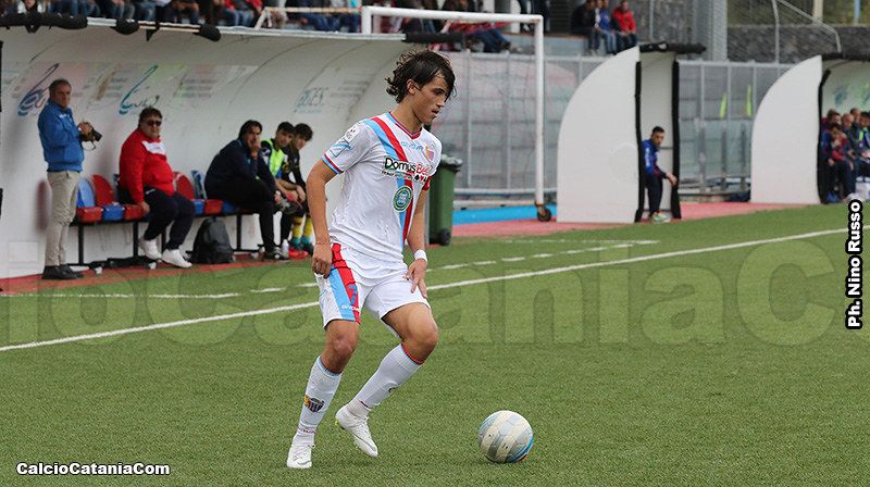 Gianmarco Distefano, sesto rigore realizzato, 14 gol stagionale