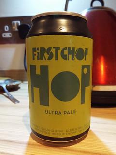 First Chop, HOP, England