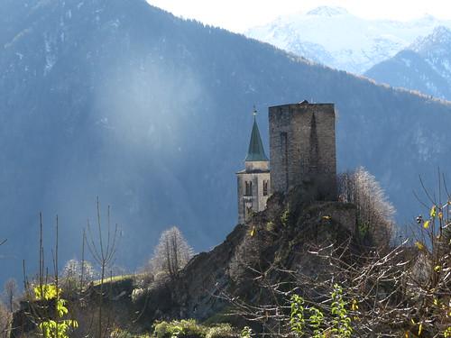 Tour de Santa Maria Calanca (→ description)