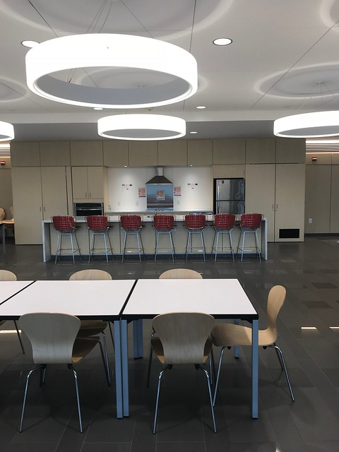 Hill College House Interiors