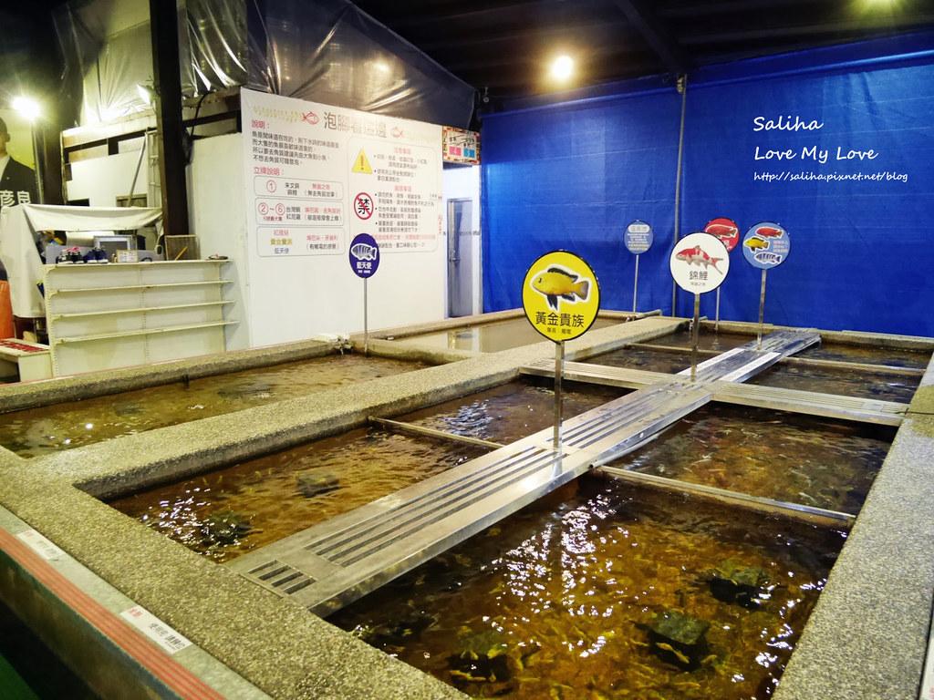 宜蘭礁溪一日遊景點推薦礁溪湯圍溝重口味溫泉魚去角質 (5)