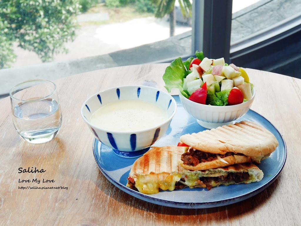 新北深坑Arc Cafe不限時餐廳咖啡館下午茶好吃早午餐餐點推薦 (1)
